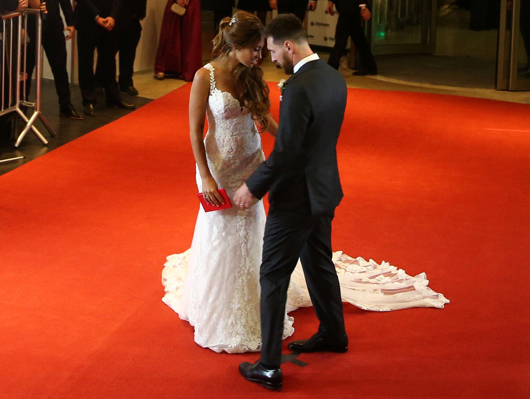 Matrimonio Messi : A anni le scrisse quot diventerai mia moglie messi e