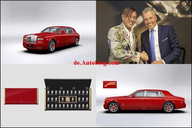 china, louis xIII, macau, rolls-royce, rolls-royce phantom, rolls-royce phantom extended wheelbase, stephen hung, Macau. macao, Flottengeschäft, VIP,