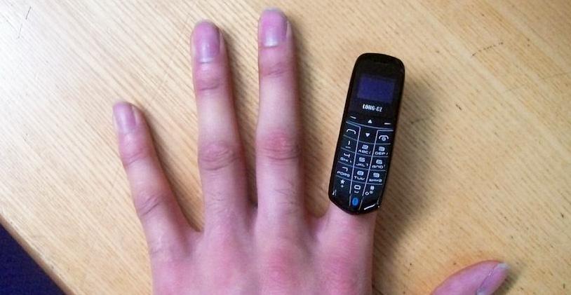 Knast-Hit: Das arschfreundliche Winz-Handy