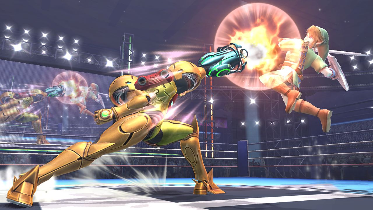 What's the difference between Super Smash Bros. 3DS and Brawl?