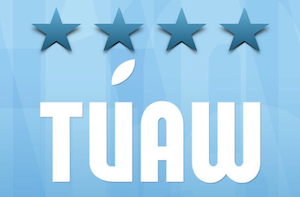4-star rating from TUAW