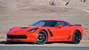 Chevy Corvette Z06