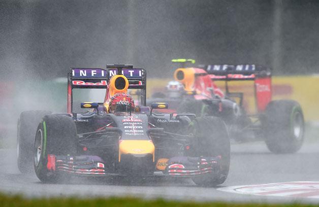 2014 Japanese Grand Prix.