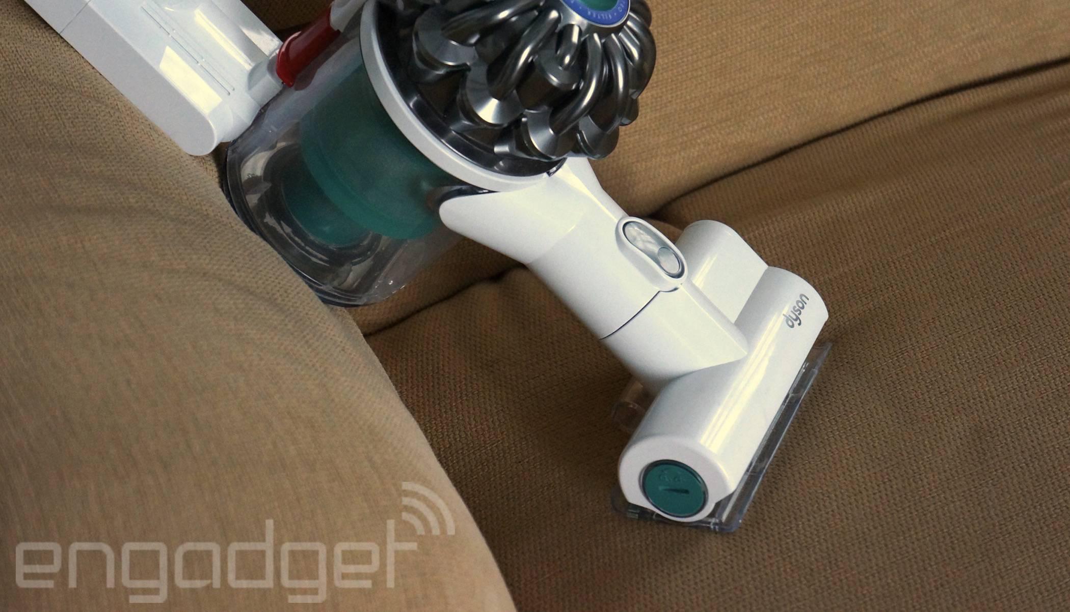 Dyson V6 Mattress, la aspiradora que lucha contra los alérgenos