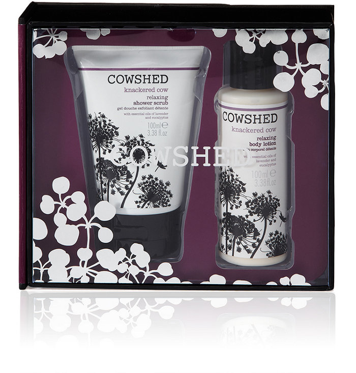 Cowshed Knackered Duo 2015 Holiday Gift