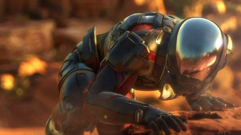 Yet another Mass Effect Andromeda leak teases jetpacks!