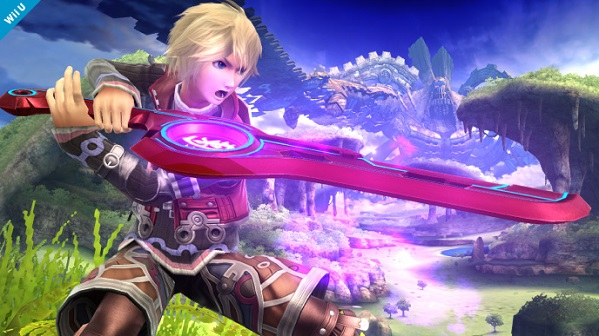 Xenoblade's Shulk confirmed for Super Smash Bros.
