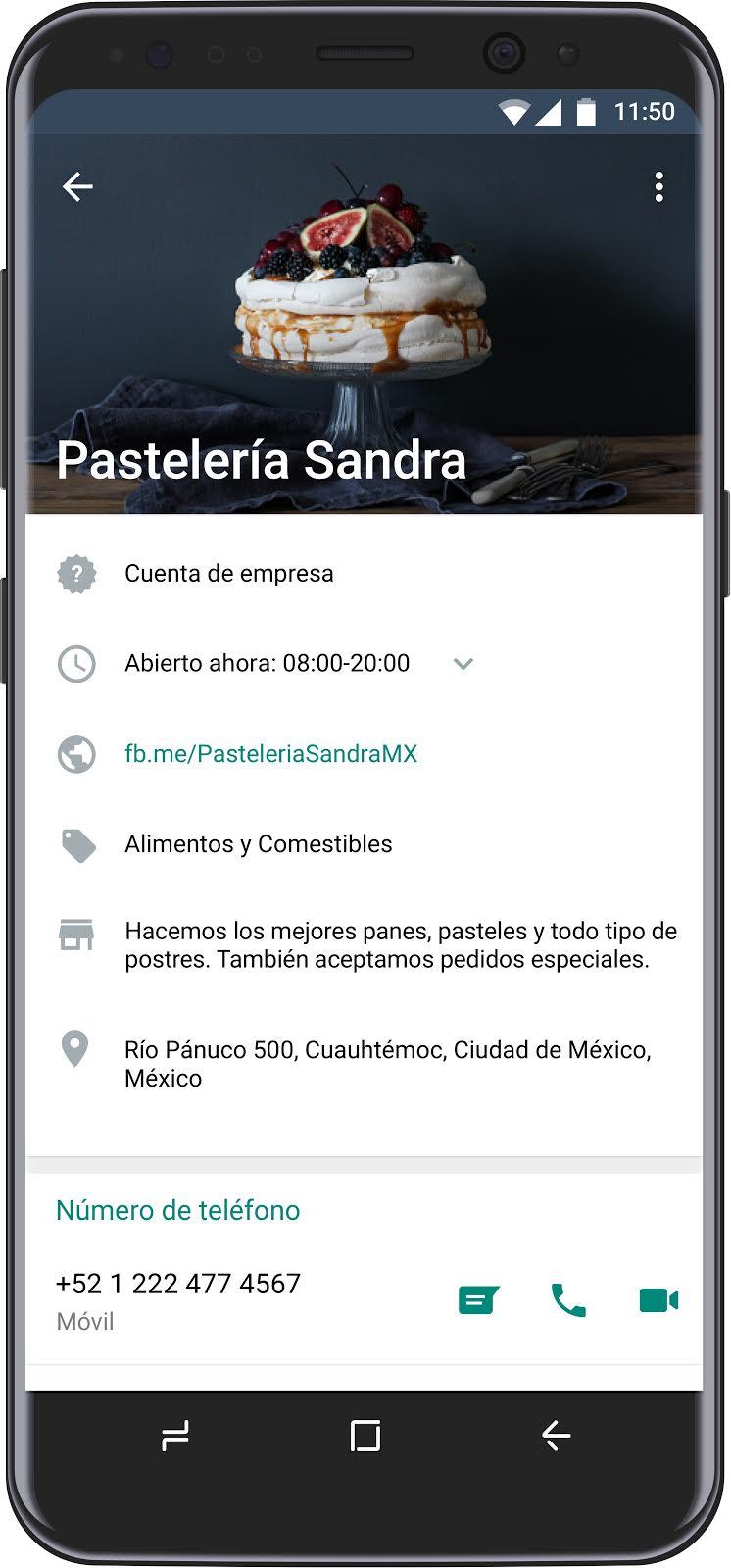 WhatsApp Business (WhatsApp para Negocios)