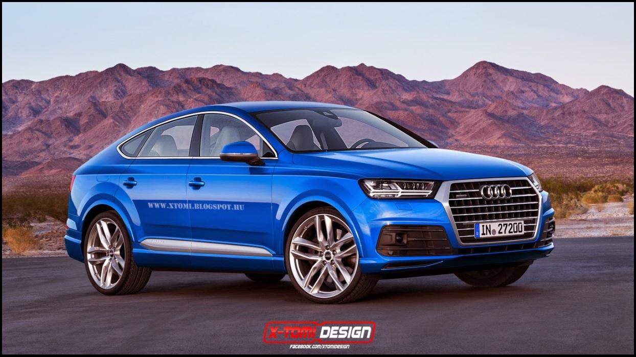 Audi Q8 audi crossover