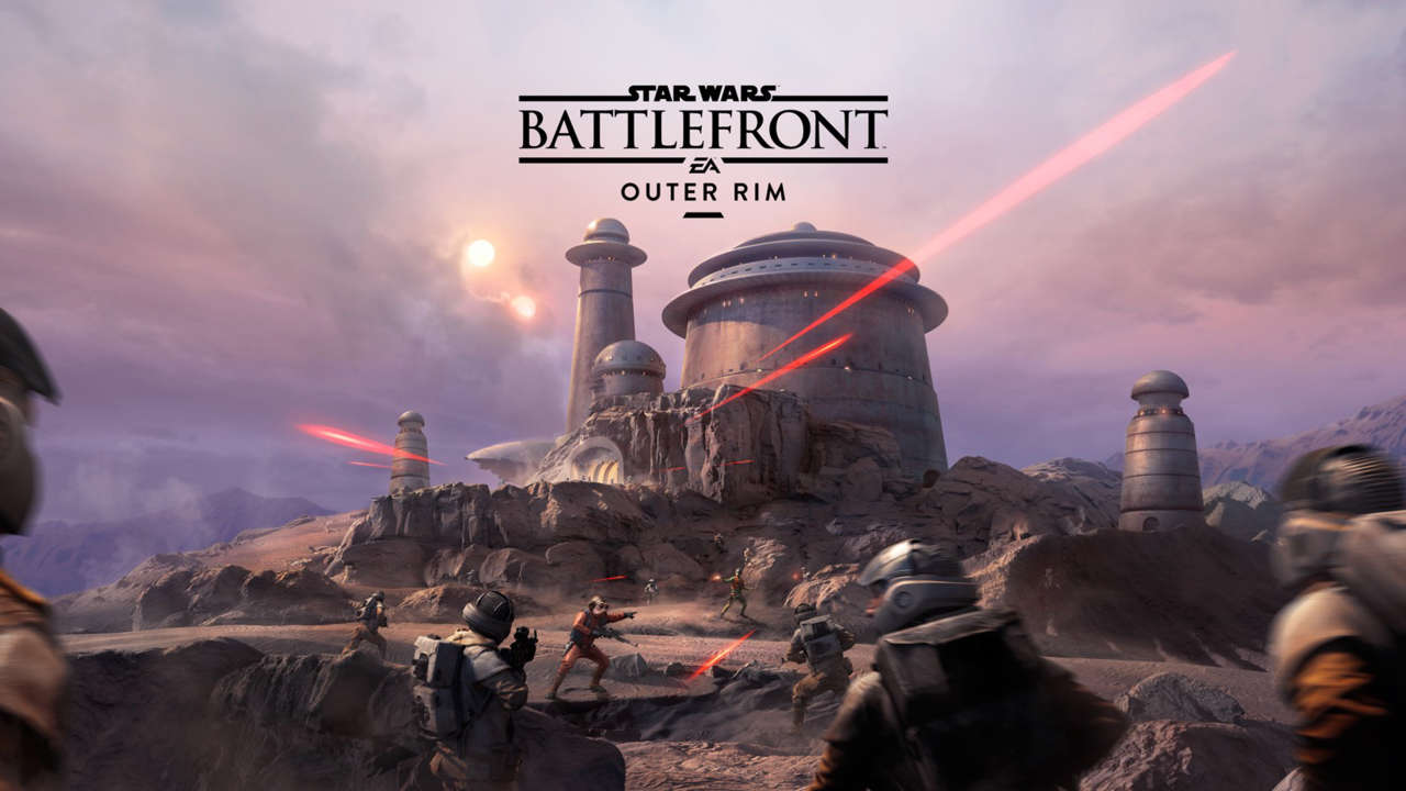 Play as two new heroes in the next 'Battlefront' DLC