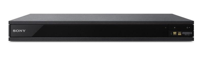 Sony UBP-X800 Ultra HD Blu-ray player