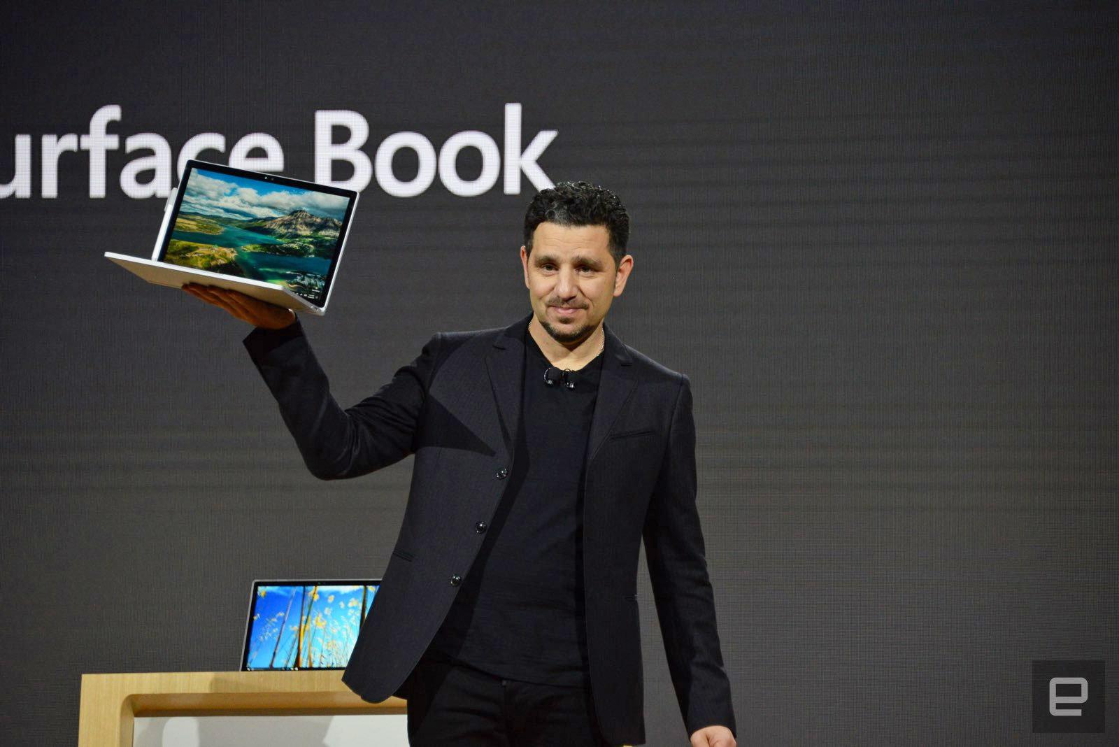 Microsoft presentará nuevo hardware de Surface el 31 de octubre