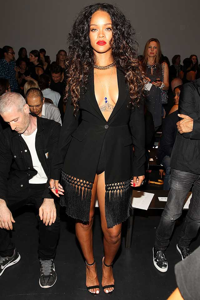 Rihanna-new-york-fashion-week
