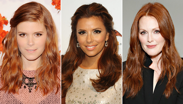 The most flattering red hair colors for every skin tone