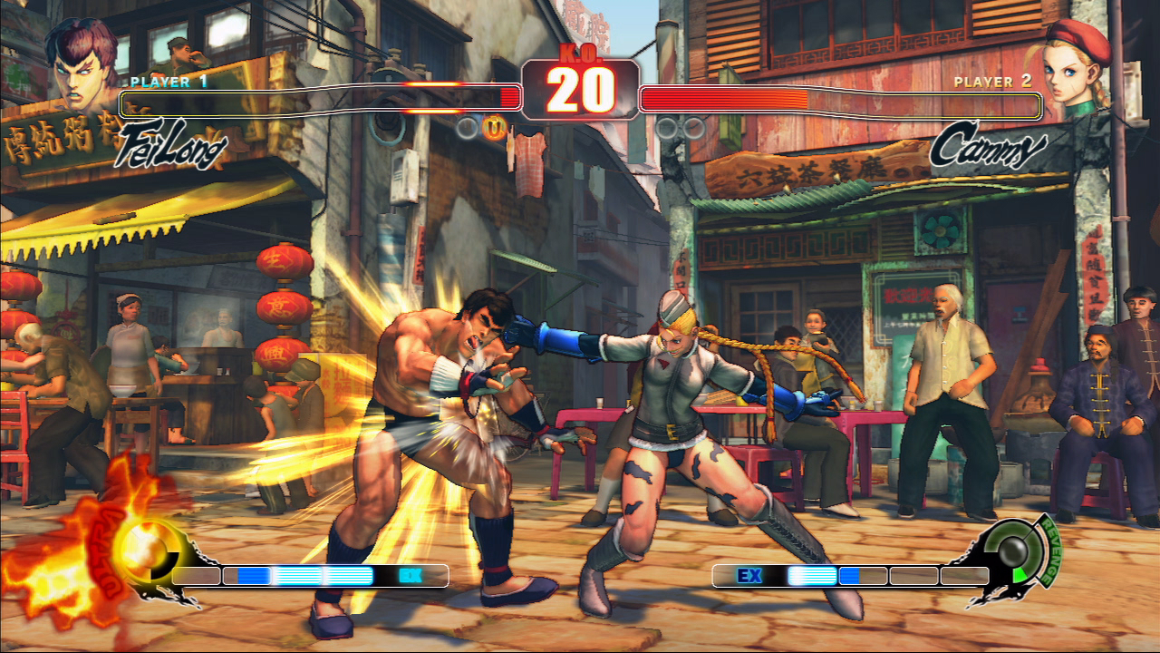 Street Fighter V bursts onto the scene with its first trailer