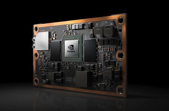 Nvidia Jetson TX2: Mehr KI für Drohnen, Roboter und Kameras