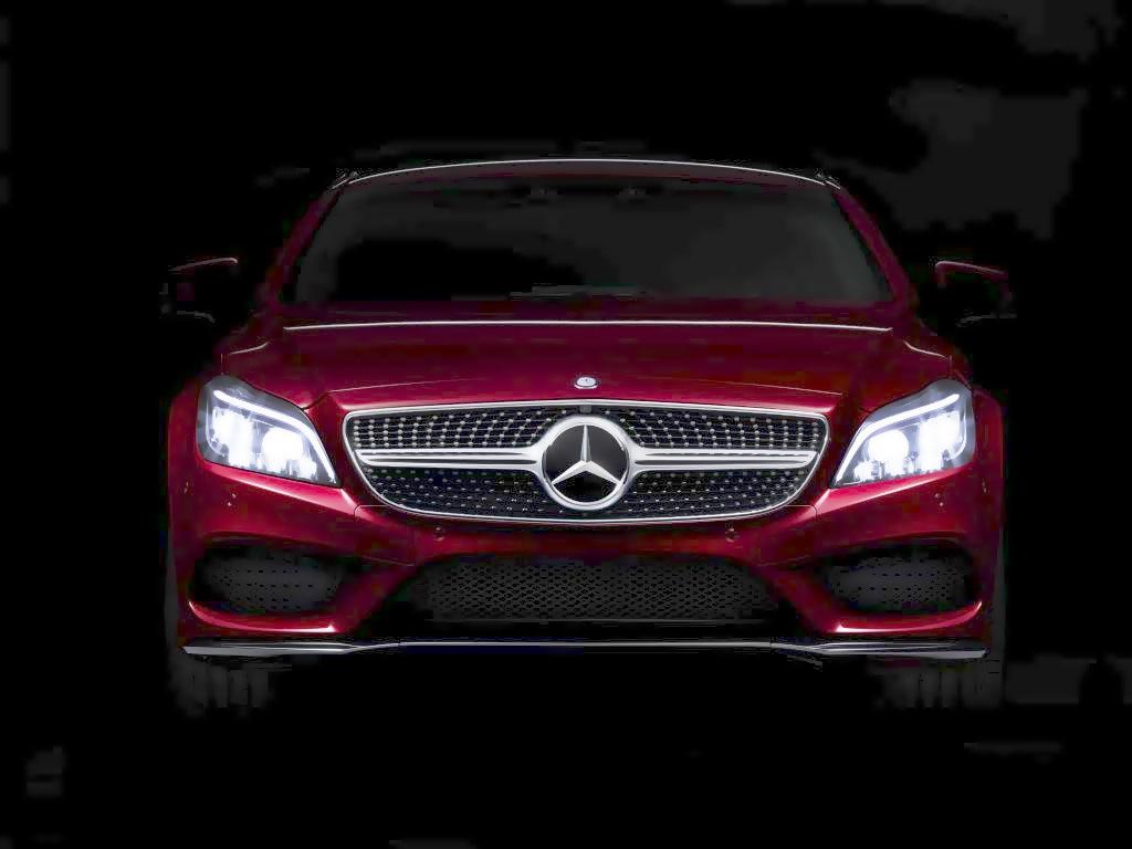 led, cls, c218, c 218, licht, Mercedes-Benz, der neue CLS, Mercedes-Benz CLS, Mopf, Modellpflege, der neue Mercedes CLS, Licht, Multi beam, Kurvenlicht, LED