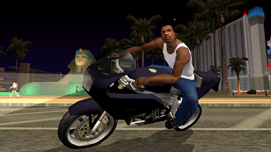 Upgraded Grand Theft Auto: San Andreas coming to Xbox 360