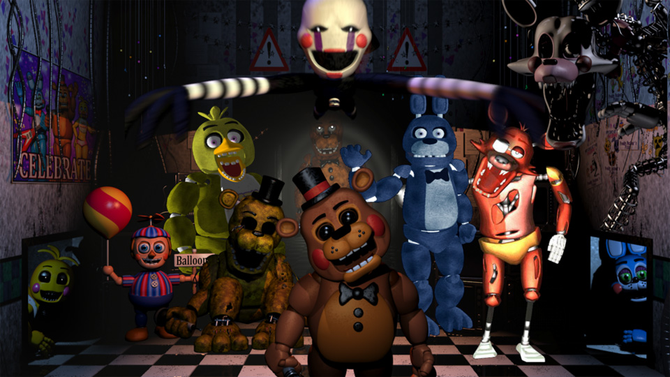 'Five Nights at Freddy's' movie lands the director of 'Poltergeist'