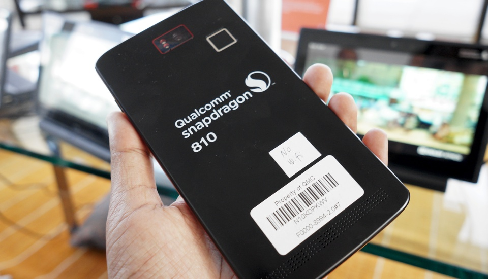 Qualcomm Snapdragon 810 reference device