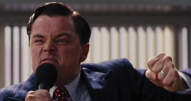 Wolf of Wall Street Honest Trailer