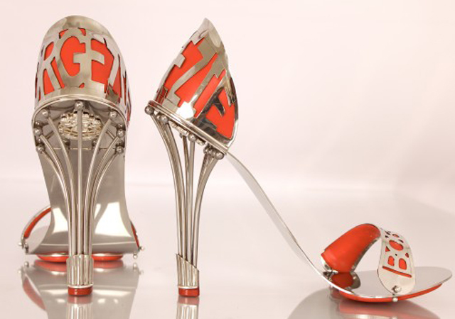 House of Borgezie heels