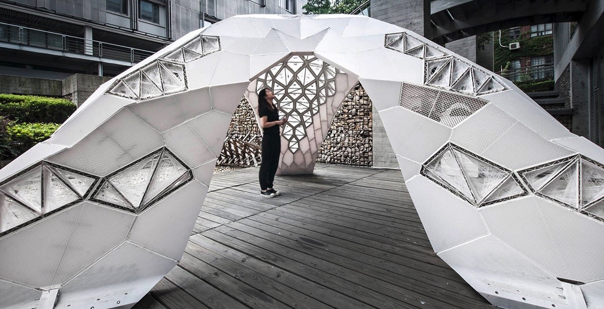 Inhabitat's Week in Green: 3D-printed pavilions and cardboard cars