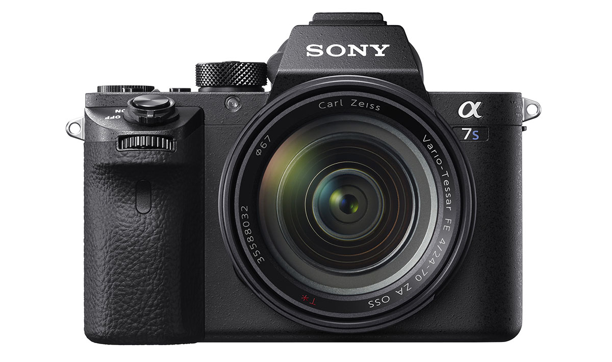 sony 39 s full frame high iso alpha 7s ii can record 4k video. Black Bedroom Furniture Sets. Home Design Ideas