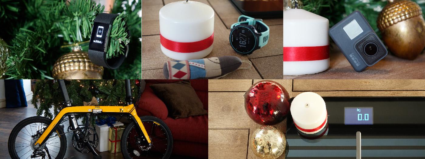 Guía de compras navideñas: regalos para amantes de la vida sana
