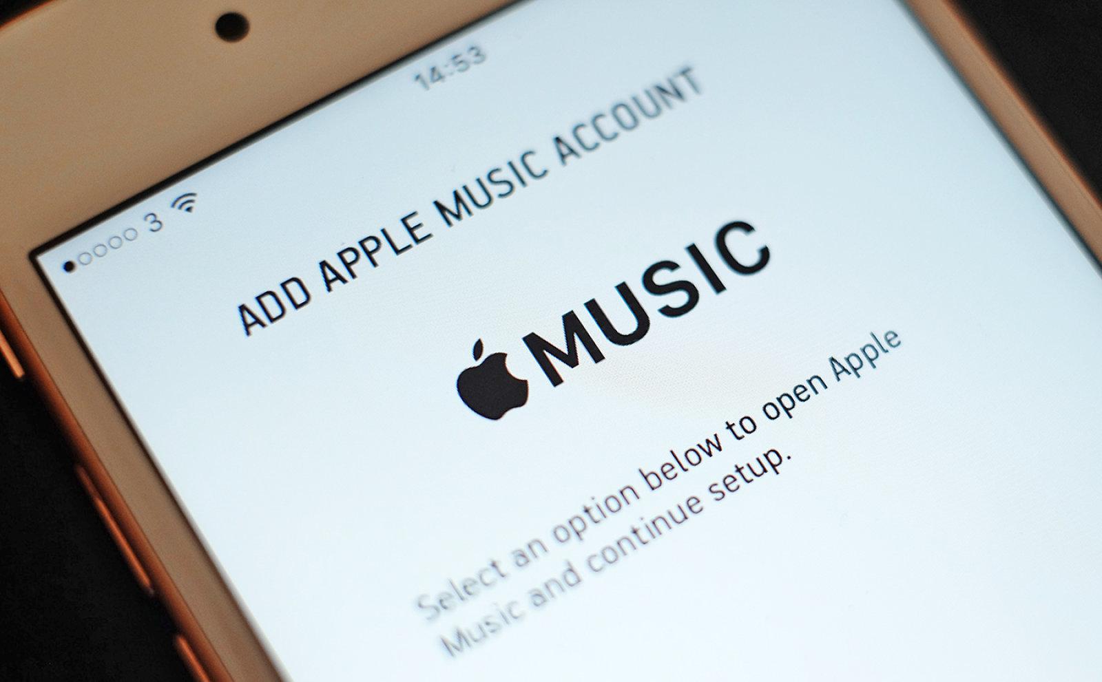 Apple Music: 40 Millionen Abonnenten und ein neuer Chef