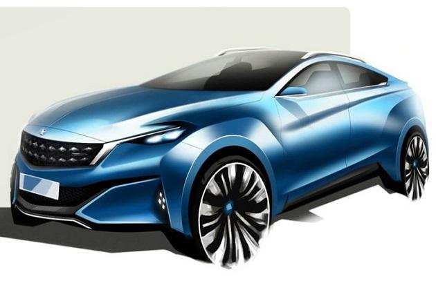 【レポート】東風日産、ヴェヌーシア・ブランドの新たなコンセプトカーを上海モーターショーで公開