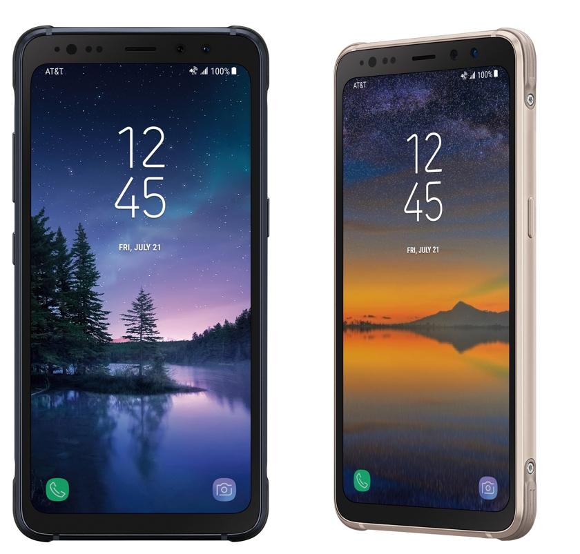 Samsung Galaxy S8 Active in den USA vorgestellt