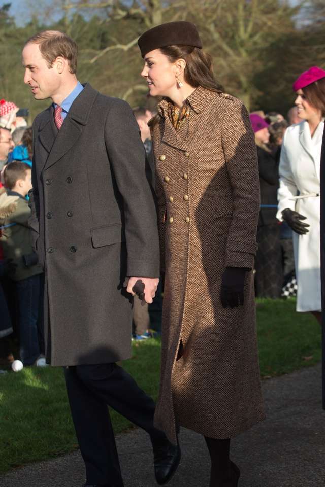 How Princess Eugenie outshone Kate Middleton on Christmas Day