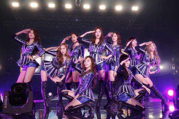 少女時代、約20万人を動員した日本ツアーのファイナルでサプライズを敢行