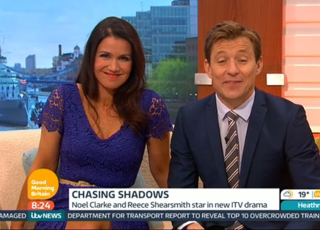 Susanna Reid wows in £40 Asda dress on Good Morning Britain