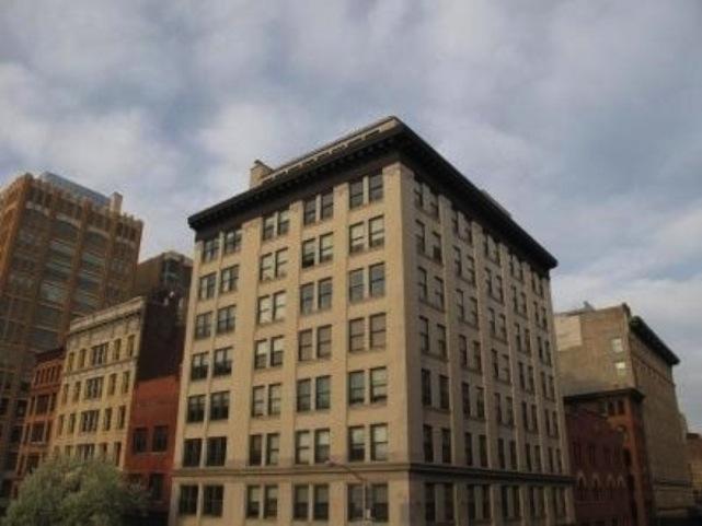 exterior jon stewart's building
