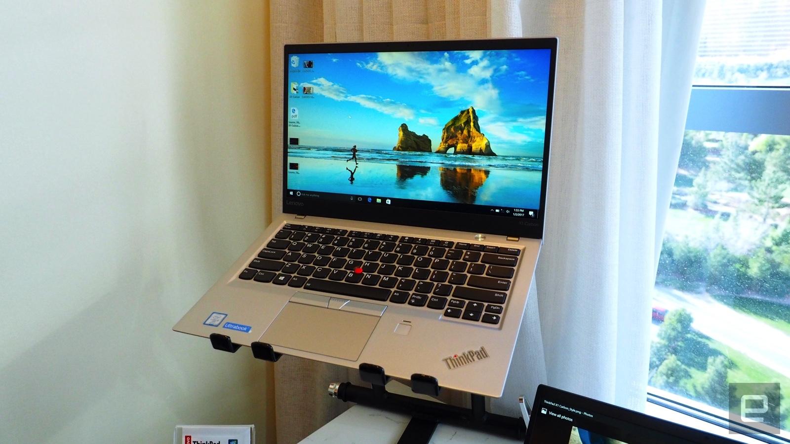 Los ThinkPad X1 de Lenovo son todavía más delgados
