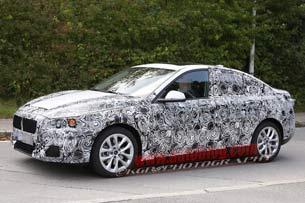 BMW Spy Shots