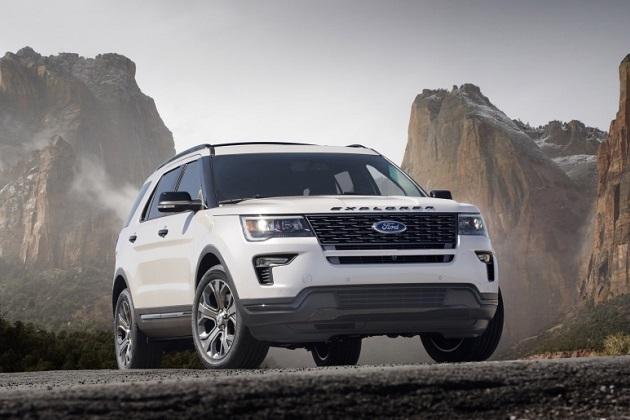 【噂】来年発表されるフォードの次期型「エクスプローラー」は後輪駆動ベースに回帰! 400馬力超の「ST」バージョンも登場!?