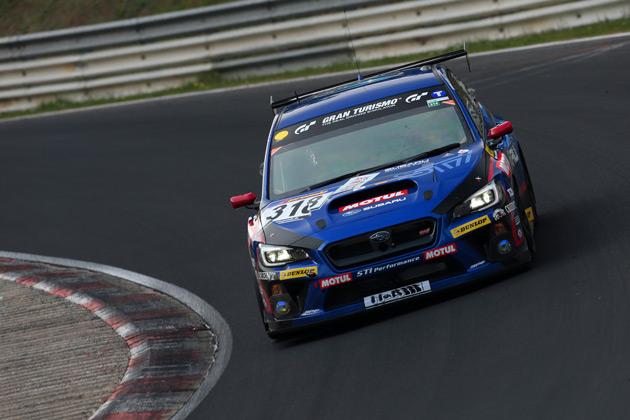 スバル、ニュルブルクリンク24時間レースに出場する「WRX STI」のスペックを公開!