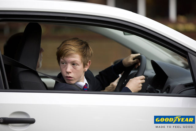 WIN a Young Driver Lesson worth £59.95!