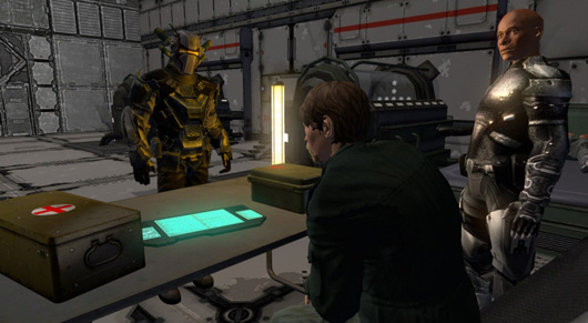 The Repopulation tweaks healing, creates viable Combat Medics