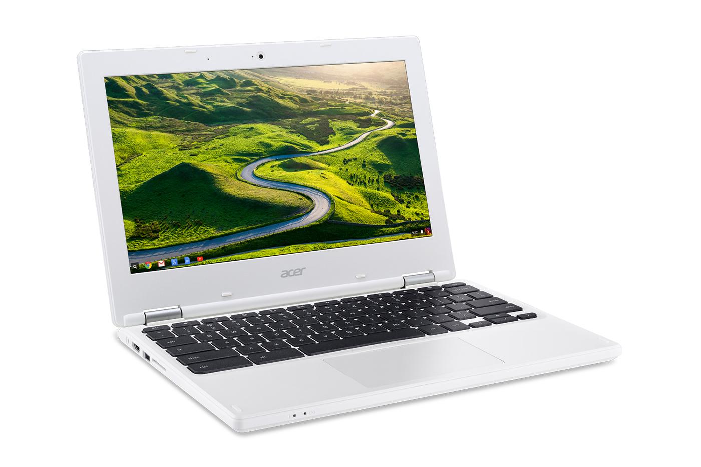 El nuevo Chromebook de Acer aguanta golpes y caídas