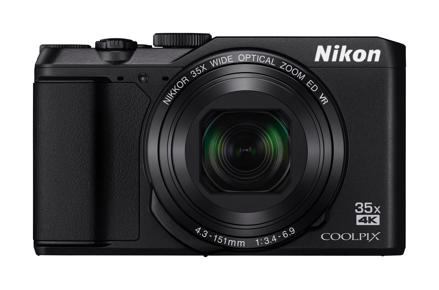 Nikon presenta su primera compacta con grabación 4K