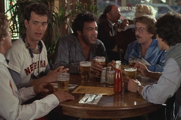 best motivational partying speeches in movies, bachelor party 1984