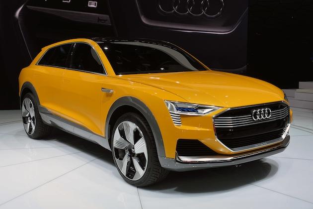 VWグループ初の燃料電池車、発売はアウディから?