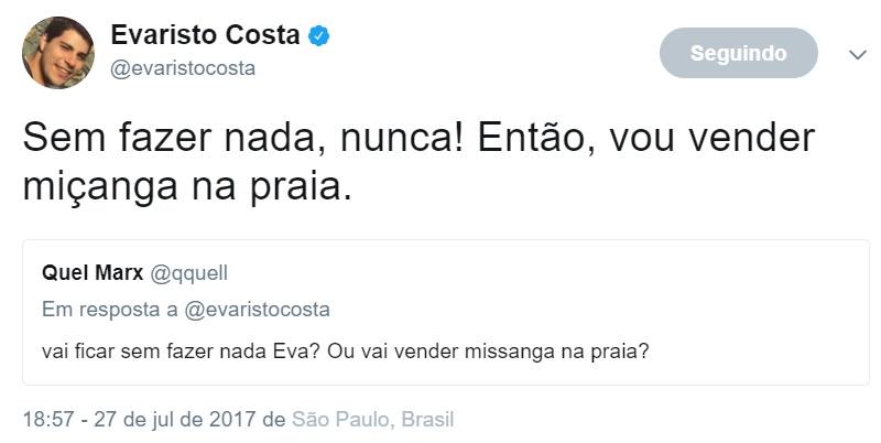 Dony de Nuccio será o substituto de Evaristo Costa no 'Jornal Hoje'