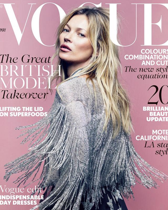 Kate Moss Vogue