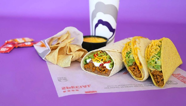taco bell 5 buck box, fast food guilty pleasures, most addictive fast food