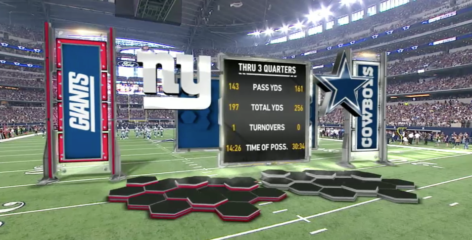 How Fox Sports is bringing augmented reality to NFL games